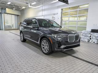 New 2021 BMW X7 xDrive 40i for sale in Edmonton, AB