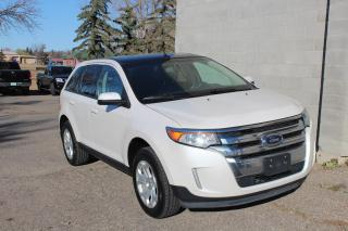Used 2013 Ford Edge SEL LEATHER SUNROOF AWD for sale in Regina, SK