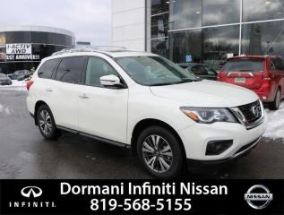 Used 2019 Nissan Pathfinder SL AWD Premium for sale in Gatineau, QC