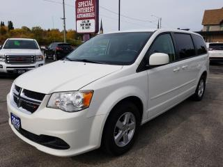 Used 2013 Dodge Grand Caravan SE/SXT NEW BRAKES !!  STO'N'GO !! for sale in Cambridge, ON