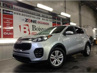 Used 2017 Kia Sportage LX DÉMARREUR DISTANCE CAMÉRA 29000 KM WOW !! for sale in Blainville, QC