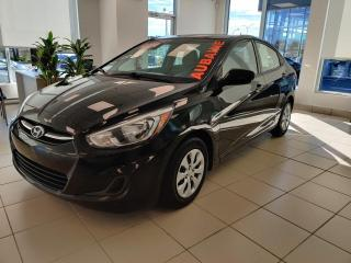 Used 2016 Hyundai Accent GL AUTOMATIQUE **JAMAIS ACCIDENTÉ** for sale in St-Eustache, QC