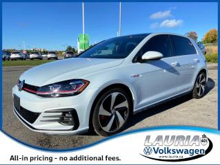 Used 2018 Volkswagen Golf GTI Autobahn Auto - 1 owner for sale in PORT HOPE, ON