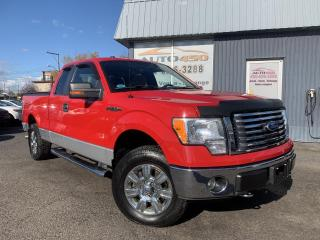 Used 2010 Ford F-150 ***XTR,4X4,AUTOMATIQUE,A/C,MAGS,CAMERA** for sale in Longueuil, QC