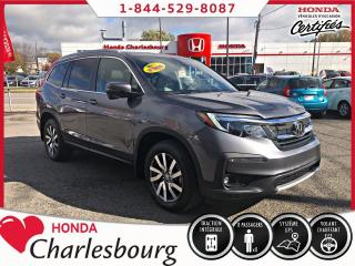 Used 2019 Honda Pilot EX-L GPS ***UN PROPRIÉTAIRE*** for sale in Charlesbourg, QC