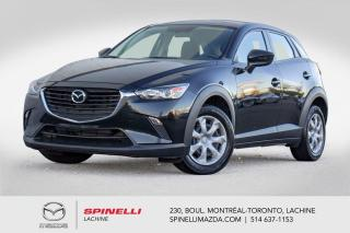 Used 2017 Mazda CX-3 GX Camera de Recule Bluetooth Mazda CX-3 GX 2017 for sale in Lachine, QC