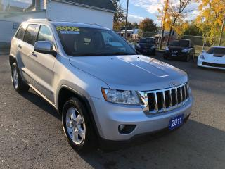 Used 2011 Jeep Grand Cherokee LAREDO 4x4 for sale in St Catharines, ON