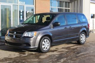 Used 2015 Dodge Grand Caravan SE/SXT SE - EXTREMELY CLEAN - ACCIDENT FREE for sale in Saskatoon, SK