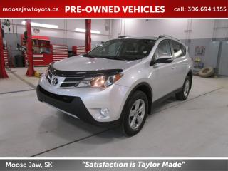 Used 2015 Toyota RAV4 XLE AWD for sale in Moose Jaw, SK