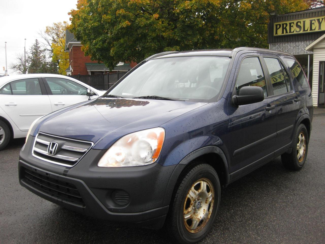 "2005 Honda CR-V LX  ""AS IS"""
