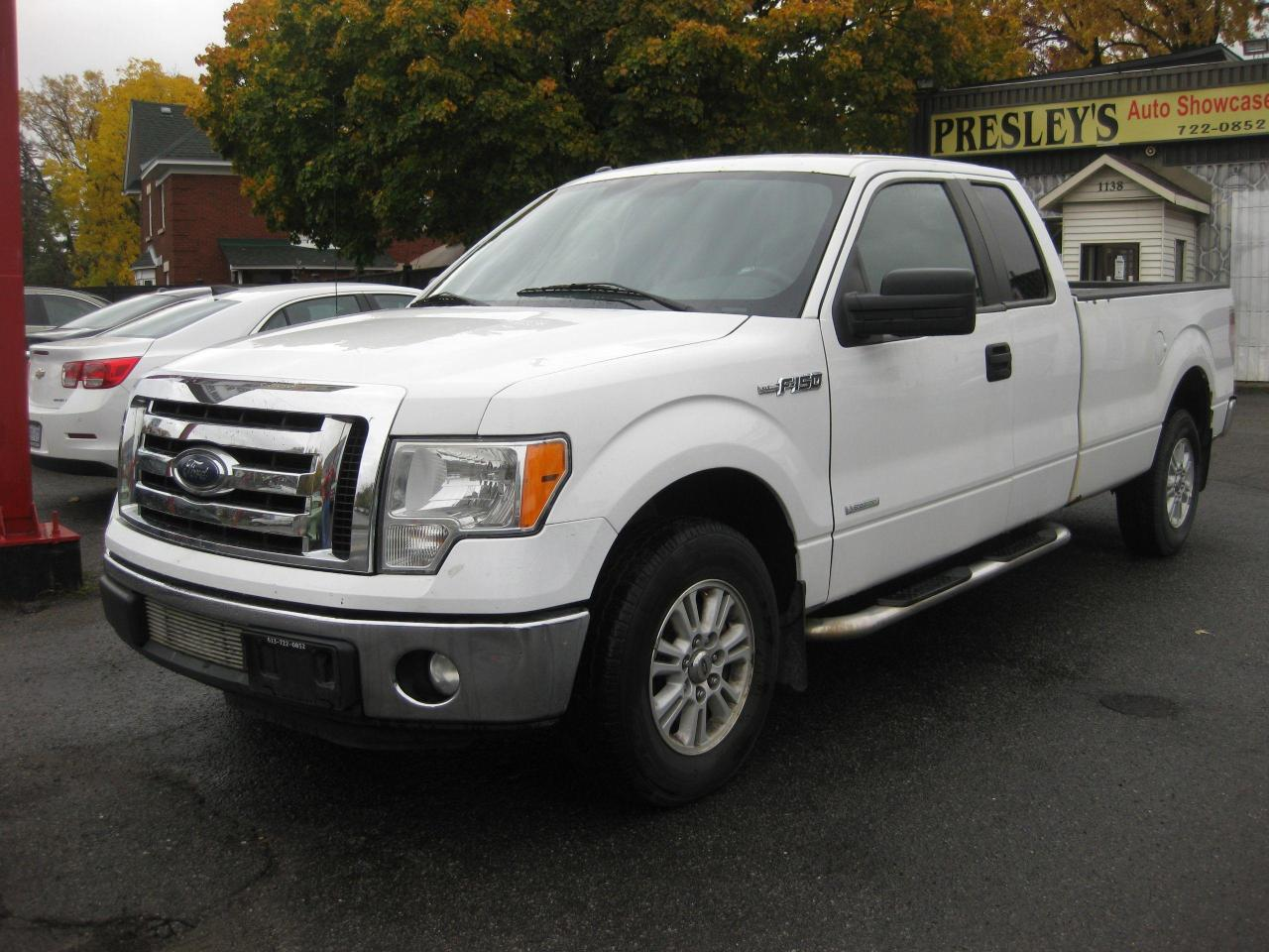 """2012 Ford F-150 XLT """"AS IS"""""""