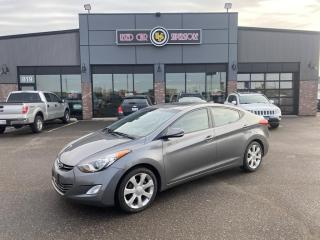 Used 2012 Hyundai Elantra 4dr Sdn Auto Limited for sale in Thunder Bay, ON