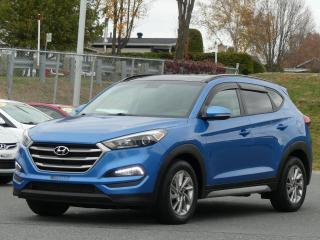 Used 2017 Hyundai Tucson SE CUIR TOIT PANORAMIQUE for sale in St-Georges, QC