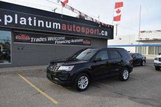 Used 2016 Ford Explorer NO ACCIDENTS!! BACK UP CAMERA!! for sale in Saskatoon, SK