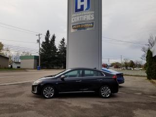 Used 2017 Hyundai Ioniq Hybrid GARANTIE PROLONGÉE BAS KILOS SIÈGE ÉLECT for sale in St-Félicien, QC