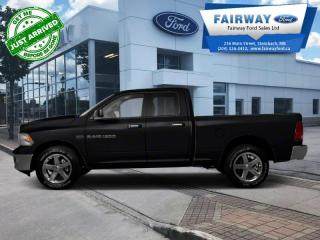 Used 2011 RAM 1500 SLT Quad Cab 4WD  - SiriusXM for sale in Steinbach, MB