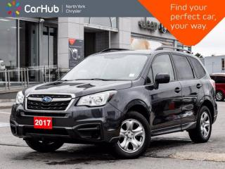 Used 2017 Subaru Forester 2.5i Heated Front Seats Backup Camera Bluetooth for sale in Thornhill, ON