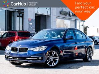 Used 2018 BMW 3 Series 330i xDrive Sunroof Navigation Heated Front Seats for sale in Thornhill, ON
