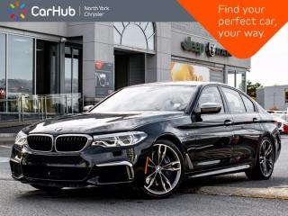 Used 2018 BMW 5 Series M550i xDrive for sale in Thornhill, ON