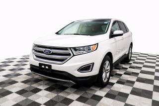 Used 2016 Ford Edge SEL AWD Cold Weather Pkg Touring Pkg Nav Cam Sync for sale in New Westminster, BC