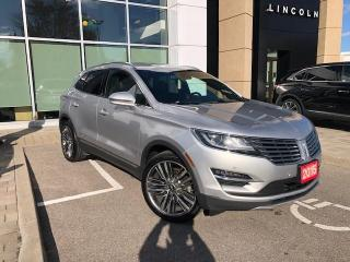 Used 2015 Lincoln MKC 2.3 ECOBOOST RESERVE EDITION !! CERTIFIED!1 for sale in Hamilton, ON