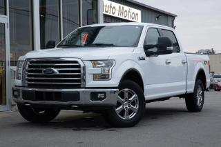 Used 2016 Ford F-150 XLT XTR PKG NO ACCIDENTS WONT LAST LONG for sale in Chatham, ON