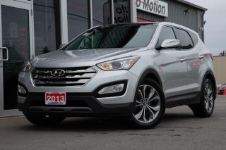 Used 2013 Hyundai Santa Fe Sport BACKUP CAM POWER SEATS PANORAMIC SUNROOF for sale in Chatham, ON