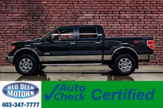Used 2014 Ford F-150 4x4 Super Crew XLT XTR BCam for sale in Red Deer, AB