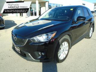 Used 2014 Mazda CX-5 GT AWD at Tech Package - 2.5 Skyactiv for sale in Steinbach, MB