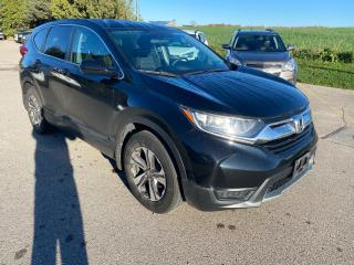 Used 2017 Honda CR-V LX EXTRA 4 WINTER TIRES WITH RIMS for sale in Waterloo, ON
