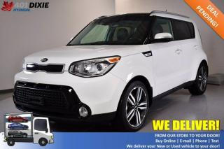 Used 2016 Kia Soul SX Luxury for sale in Mississauga, ON