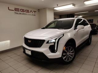 New 2021 Cadillac XT4 Sport -  Memory Seats for sale in Burlington, ON