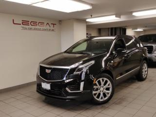 New 2021 Cadillac XT5 Sport - Navigation for sale in Burlington, ON
