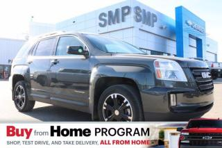 Used 2017 GMC Terrain SLT- Leather, Sunroof, Navigation, Pwr Lift Gate, New Tires for sale in Saskatoon, SK