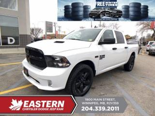 New 2020 RAM 1500 Classic Express | Remote Start | Backup Cam | Htd. Seats | for sale in Winnipeg, MB