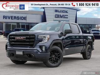 New 2021 GMC Sierra 1500 ELEVATION for sale in Prescott, ON