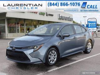 Used 2020 Toyota Corolla LE!!  HEATED SEATS!!  BACKUP CAMERA!! for sale in Sudbury, ON