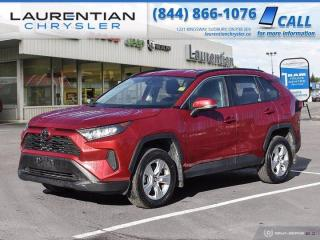 Used 2019 Toyota RAV4 LE!!  AWD!!  BACKUP CAMERA!!  HEATED SEATS!! for sale in Sudbury, ON