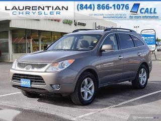 Used 2011 Hyundai Veracruz Limited!!  SELF CERTIFY!! for sale in Sudbury, ON