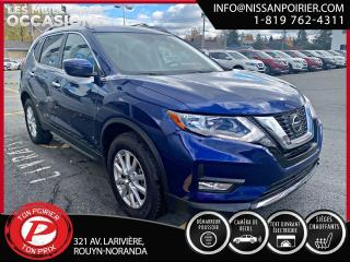 Used 2020 Nissan Rogue SV TOIT for sale in Rouyn-Noranda, QC