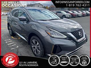 Used 2020 Nissan Murano SV for sale in Rouyn-Noranda, QC