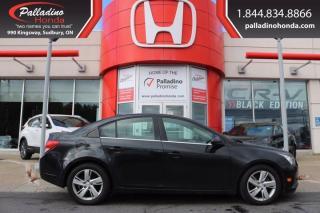 Used 2014 Chevrolet Cruze DIESEL for sale in Sudbury, ON