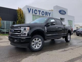 New 2020 Ford F-250 Platinum for sale in Chatham, ON