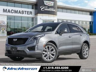 New 2021 Cadillac XT5 Sport NAVIGATION | AWD | HEATED SEATS | BOSE SOUND SYSTEM | BLUETOOTH | REAR VIEW CAMERA for sale in London, ON