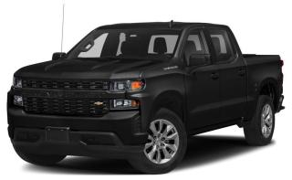 New 2021 Chevrolet Silverado 1500 Silverado Custom for sale in London, ON