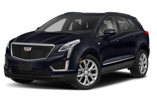 New 2021 Cadillac XT5 Sport NAVIGATION | AWD | BOSE SPEAKERS | HEATED SEATS | LEATHER SEATS | BLIND SPOT SENSOR for sale in London, ON