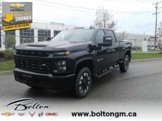 New 2020 Chevrolet Silverado 2500 HD Custom for sale in Bolton, ON
