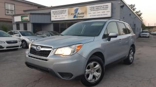 Used 2016 Subaru Forester i Convenience for sale in Etobicoke, ON