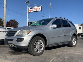 Used 2007 Mercedes-Benz M-Class 3.5L for sale in Cobourg, ON