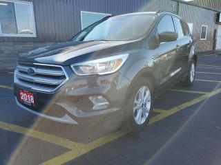 Used 2018 Ford Escape SE-REAR CAMERA-BLUETOOTH-HEATED SEATS for sale in Tilbury, ON